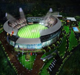 Greenfield stadium  Trivandrum