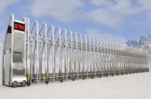 Retractable gate automation trivandrum kerala